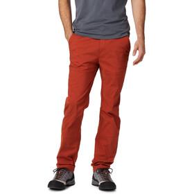Mountain Hardwear AP Miehet Pitkät housut , oranssi